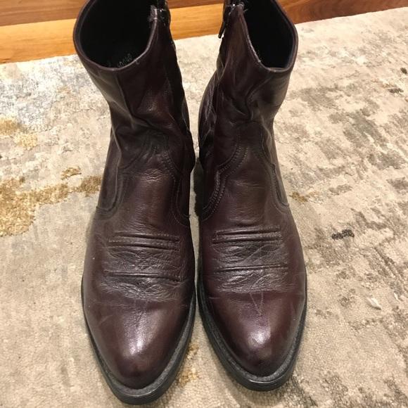 Vintage NEVER WORN Kentucky Cowboy Boots